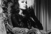 Julie Newmar - the one and only Catwoman