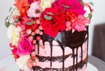 Cake designs & recipes