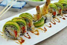 Let's eat - sushi