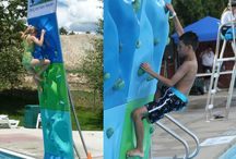 AquaClimb Classic – Ascent / This is the product that started it all. The Classic is a fully modular system that caters to varying depths of pool, owner budget and requirements for expansion.