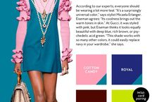 Color scheme & contrast