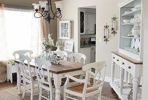 Home - Dining Room / by Debbie Selfridge