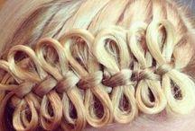 hair / by Kara B