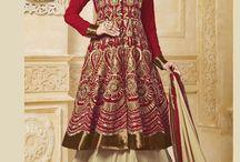 Diwali Special Anarkali Suits Collection / Diwali special anarkali suits collection online. Huge anarkali suits or dresses collection online with best price.  Online Order @ http://fashionfiza.com/salwar-kameez/anarkali-suits