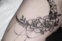 Tatuagens De Lua
