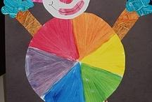 Kuvis-väriympyrä