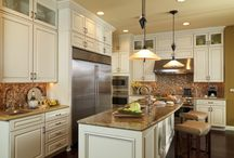 Kitchen remodel / by Mary Jane Grayson