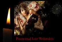 Paranormal Love Wednesdays / A weekly blog hop featuring paranormal stories. From witches to werewolves, vampires to berserkers, you name it we have it. This blog hop is open to authors and writers whose work is published or unpublished. We also welcome works-in-progresses/WIP's! So join us each work and check out our cool stories!  http://paranormallovewednesdays.blogspot.com / by Peyton Brittany Clarke