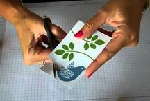 Betsys Blossom cards - stampin up