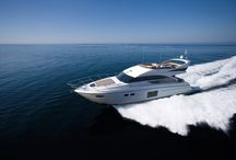 Marine Visualisation - CGI / A selection of yacht CGIs created for marine clients. Images used for design communication or marketing purposes. We have been producing CGIs for Princess Yachts International Plc for over a decade.