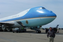 Air Force 1 / This was one of the highlights of my life, invited to board and tour Air Force 1.  What an honor!