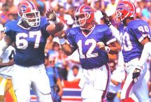 Classic Pictures of the Buffalo Bills