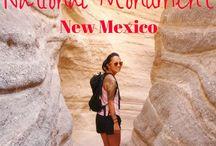 Meg goes to New Mexico