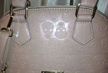 skull purses,bags,clutches