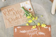 Wedding Invites ideas  / by Jessica Chetsawang