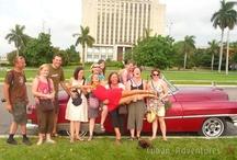 Cuba tour groups