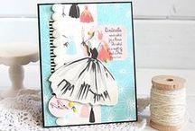 Carta Bella Metropolitan Girl Collection