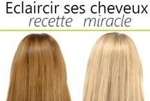 secret pour avoir des cheveux mieux