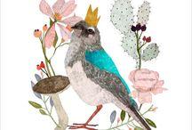 Illustration - Bird