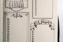 Boulet journaling