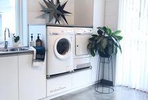 Hus - vaskerom