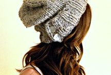 Winter accessories(touques, scarves etc)