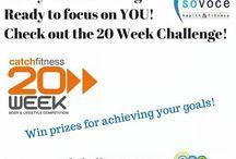 20 Week Challenge