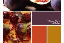 Autumn Colors / Inspiring combinations to bring the season's colors into your home.