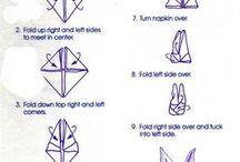 Origami - Paște