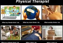 Physical Therapy / by Caitlyn Persinger