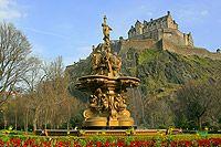 Edinburgh trip / Just planning the trip.