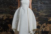 Short Wedding Dresses (Tea Length and Shorter)