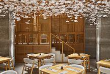Sushi Bar Interior