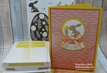 Hello Easter Stampin Up