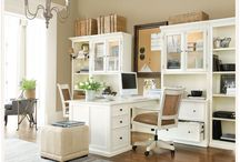 Home Office / by Elizabeth Pennington