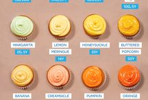Colour Chart for ICING