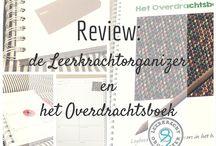 Review Leerkrachtorganizer