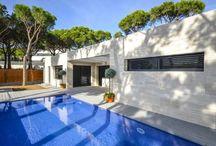 Modern Villa /  Location: Spain