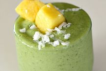 Life Love Smoothies / Smoothie Recipes