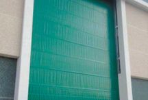 Industrial Doors Large Dimensiones / Industrial Closing Systems Large Dimensiones