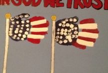 4th of July Crafts / by Melissa Spaulding