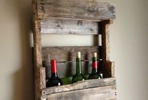 Rustic Stuff / Old stuff - recycled, up cycled, repurposed, salvaged.