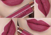lip colours/ lip products