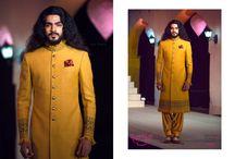 The Khadi Groom Rajasthan Heritage Week / Handmade - Handloom - Handweave Khadi Menswear Collection By #Rohitkamra
