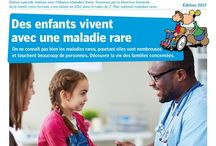Enfants et maladies rares/Children with rare diseases