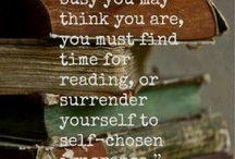 Books & Book quotes