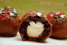 Christmas baking / by Jen Schultz