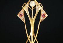 Design - Art Nouveau, Jugendstil, Secession... / by Nina Rivas