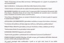 PACE / PACE IN MEDIO ORIENTE - ALLA RICERCA DI UNA STRATEGIA Con il Patrocinio del Comune di Fiano Romano  Sala Conferenze  CASTELLO ORSINI  FIANO ROMANO (ROMA)  piazza Matteotti 21  7 gennaio 2015 ore 16.00