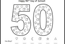 50th Day of School / by Kelley Sutherland Griffin